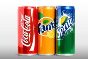 Výběr z nápojů